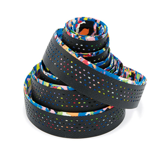 3D Caleido Strip Ribbon