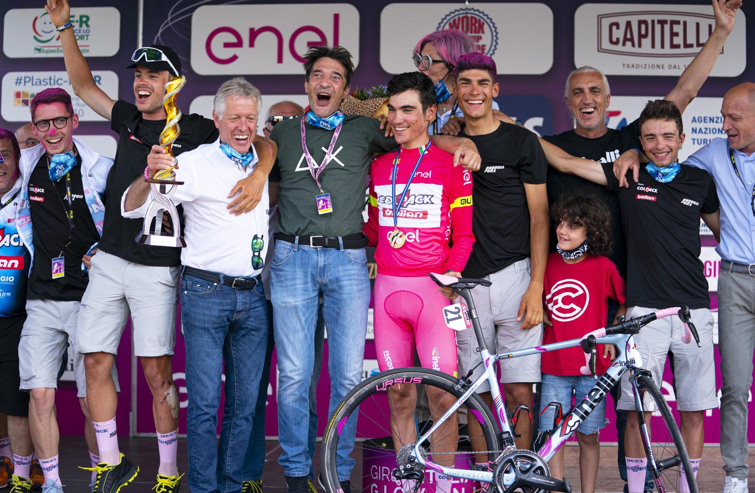 Vittoria al Giro d'Italia Giovani U23